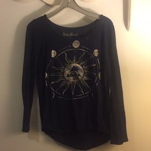 Lucky Brand Phases of the Moon Top